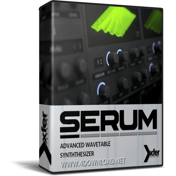 Serum Download Fl